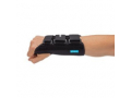 Image Of Wrist Brace Form Fit Removable Palmar Stay Fabric / Lycra Left Hand X-Small