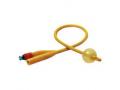 Image Of 2-Way Silicone-Elastomer Coated Foley Catheter 12 Fr 30 cc