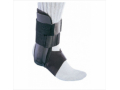 Image Of Ankle Support PROCARE One Size Fits Most Hook and Loop Closure Left or Right Foot