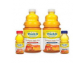 Image Of Thick-It AquaCare H2O Thickened Apple Juice Honey Consistency 8 oz.