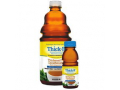 Image Of Thick-It AquaCare H20 Thickened Black Tea Ready-to-use Decaffeinated Honey 8 oz.