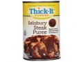 Image Of Thick-It Salisbury Steak Puree 15 oz. Can
