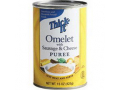 Image Of Thick-It Omelet with Sausage and Cheese Puree 15 oz. Can