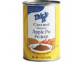 Image Of Thick-It Caramel Flavored Apple Pie Puree 15 oz. Can