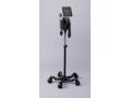 Image Of Aneroid Sphygmomanometer McKesson LUMEON Pole Mounted 2-Tube Adult Size Arm