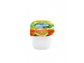 Image Of Thickened Beverage Thick & Easy 4 oz Portion Cup Orange Juice Flavor Ready to Use Honey Consistency