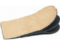 Image Of Heel Lift Adjust-A-Heel Lift Large Without Closure Female Size 11 + / Male Size 9 + Left or Right Foot