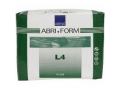 "Image Of Abri Form Comfort Extra Plus Brief, Large, 39"" to 60"""