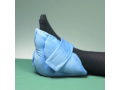 Image Of Heel Protector Pad Ultra-Soft One Size Fits Most Blue