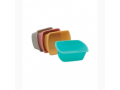 Image Of Wash Basin Polypropylene 7-2/5 Quart Rectangle
