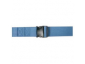 "Image Of Gait Belt, Plastic Buckle, Blue, 54"""