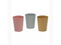 Image Of Tumbler Medegen 9 oz Gold Polypropylene Reusable