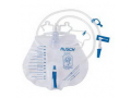 Image Of Bedside Urinary Drain Bag with Anti-Reflux Valve 2,000 mL, Sterile, Latex