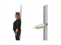 Image Of Height Rod Health O Meter Polymer Wall Mount
