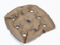 Image Of Seat Cushion Waffle Original 17 W X 17 D X 1-1/2 H Inch Air Cells