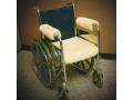 "Image Of Sofsheep Sheepskin Wheelchair Seat Pad, Standard Adult, 18"" x 16"", Beige"