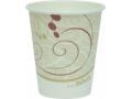 Image Of Drinking Cup Solo 6 oz Symphony Print Paper Disposable