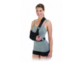 Image Of Shoulder Immobilizer PROCARE Medium Poly Cotton Contact Closure