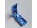 Image Of Pill Cutter McKesson Stainless Steel Blade Blue