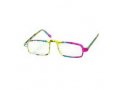 Image Of Today's Optical Half Eye Reading Glass +3.00 Power, Plastic. Tortoise