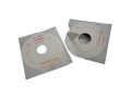 """Image Of Double Sided Adhesive Disc, 3/4"""" I.D., 4"""" O.D."""