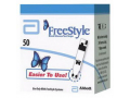 Image Of FreeStyle Blood Glucose Test Strip (50 count) Retail