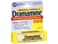 Image Of Nausea Relief Dramamine 50 mg Strength Tablet 12 per Bottle