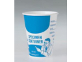 Image Of Specimen Container Solo Poly-coated Paper Patient Information Without Closure 240 mL 8 oz NonSterile