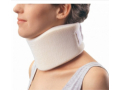 Image Of Cervical Collar PROCARE Medium Density Large Contoured Form Fit 4-1/2 Inch Height 22-1/2 Inch Length 15 to 20 Inch Circumference