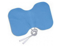"Image Of Specialty Back Electrode 6"" x 4"" with Blue Gel"