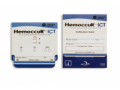 Image Of Rapid Test Kit Hemoccult ICT Immunochemical Colorectal Cancer Screen Fecal Occult Blood Test iFOB or FIT Stool Sample CLIA Waived 100 Cards