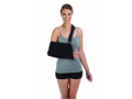 Image Of Arm Sling Procare Deluxe Hook and Loop Closure Medium