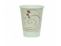 Image Of Drinking Cup Solo 8 oz Symphony Print Paper Disposable