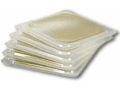 """Image Of Skin Barrier Wafer 4"""" X 4"""", Package Of 5"""