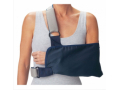 Image Of Shoulder Immobilizer Cinch-Lock Medium Cotton / Poly / Foam Contact Closure Left or Right Arm