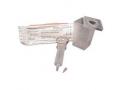 Image Of Accorde Irrigation Tray 1,200 mL with Piston Syringe