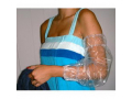 """Image Of Protex Showereez IV/PICC Line Mid-Arm Limb Protector 16"""" L x 18"""" Opening, Clear, Latex-Free"""