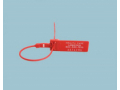 Image Of Secure-Pull Breakable Seal Health Care Logistics Red Plastic 9-1/2 Inch