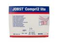 Image Of 2 Layer Compression Bandage System JOBST Compri2 Lite 9-3/4 - 12-1/2 Inch Light Compression No Closure Tan NonSterile