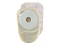 """Image Of Colostomy Pouch ActiveLife 1-Piece System 8"""" Length with Filter, 3/4"""" to 2-1/2"""" Stoma Closed End, Transparent"""
