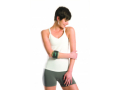 Image Of Pneumatic Armband Aircast Hook and Loop Closure One Size Fits Most