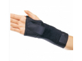 Image Of Wrist Support PROCARE CTS Contoured Cotton / Elastic Left Hand Black Small