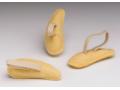 Image Of Toe Cushion Pedifix Medium Elastic Band Female Size 8 - 10 / Male Size 6 - 8 Right Foot