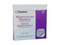 """Image Of ReliaMed Sterile Latex-Free Hydrocolloid Dressing with Foam Back 4"""" x 4"""""""
