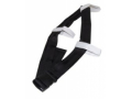 Image Of Gait Belt Black Nylon