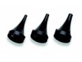 Image Of Ear Speculum KleenSpec 521 Series Plastic Black 4 mm Disposable