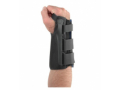 Image Of Wrist Brace Exoform Palmar Stay Aluminum Left Hand Large
