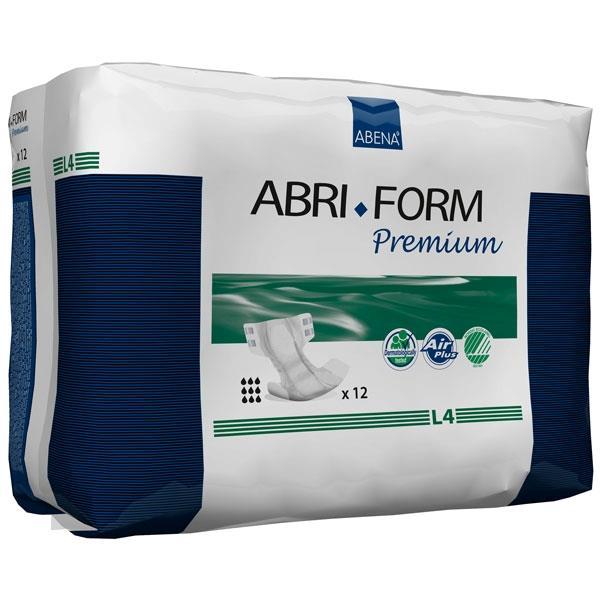 """Image Of Abri-Form L4 Premium Adult Brief, Large, 40"""" - 60"""", 4000ml"""