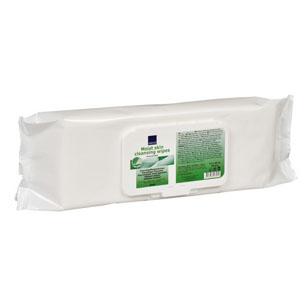 """Image Of Abena Moist Unscented X-Large Wipes 8"""" x 11"""""""
