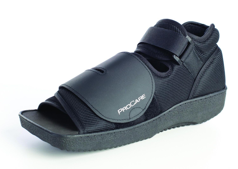 Image Of Post-Op Shoe ProCare X-Large Black Unisex